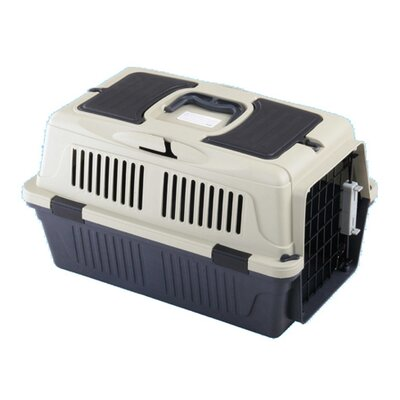Deluxe Pet Carrier (6 Pack) by A&E Cage Co.