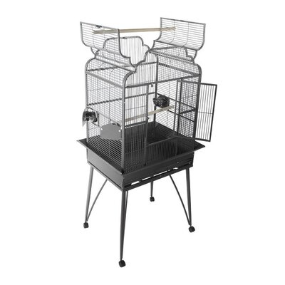 Large Victorian Dome Top Bird Cage by A&E Cage Co.