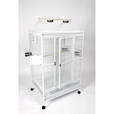 Extra Large Play Top Bird Cage by A&E Cage Co.