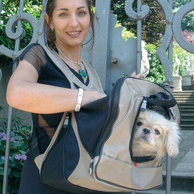 PetEgo X-Pack Small Animal Pet Carrier