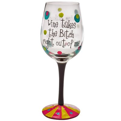 All Purpose 12 Oz. Wine Glass by Cypress