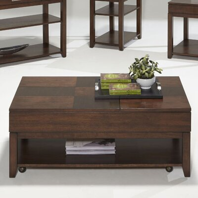 Progressive Furniture Inc Daytona Coffee Table With Double Lift Top