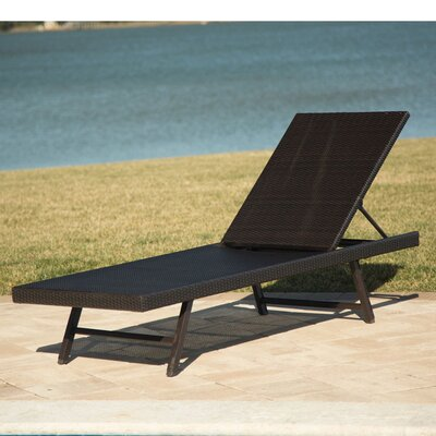 Orleans Chaise Lounge Chair by Hanover