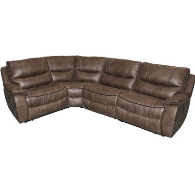 Sedona 4 Piece Sectional by Hanover