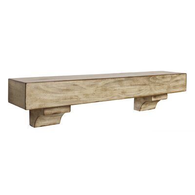 Pearl Mantels Shenandoah Fireplace Mantel Shelf Reviews