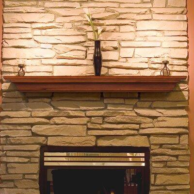 Pearl Mantels Homestead Fireplace Mantel Shelf