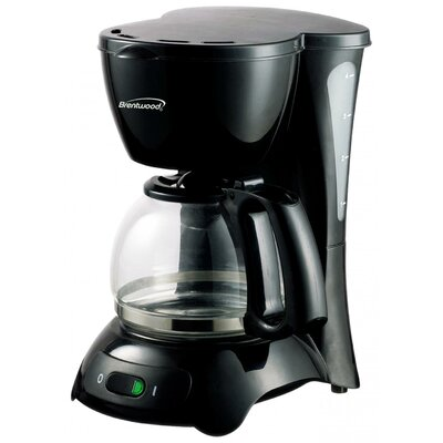 Brentwood Appliances 4 Cup Coffee Maker