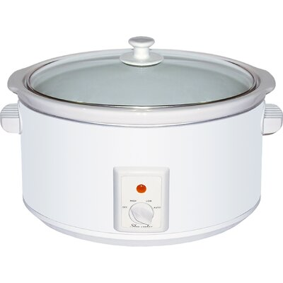 8-Quart Slow Cooker by Brentwood
