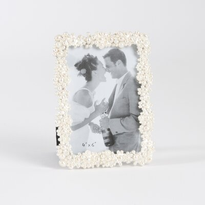 Pearl Photo Picture Frame by Saro