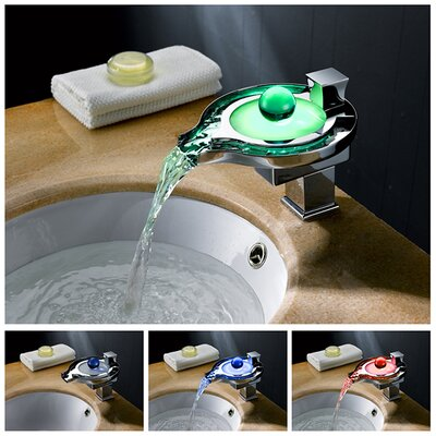Single Handle Vessel Sink Basin Tap Faucet Product Photo