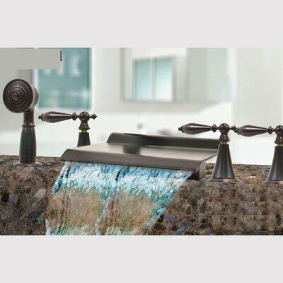 Bath Tub Shower Faucet Trim Set Product Photo