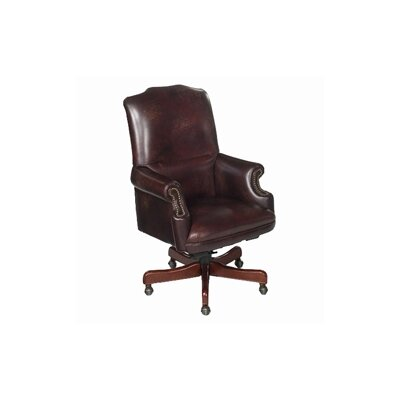 Randall Leather Executive Chair by Seven Seas Seating