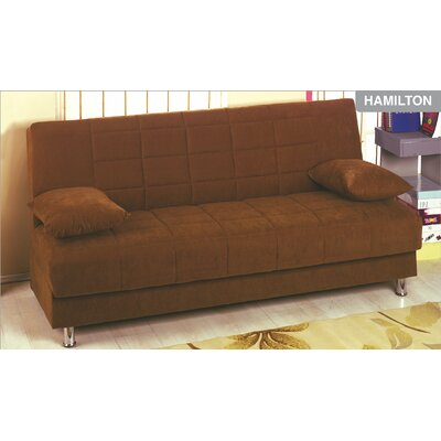 Hamilton Convertible Sofa by Beyan