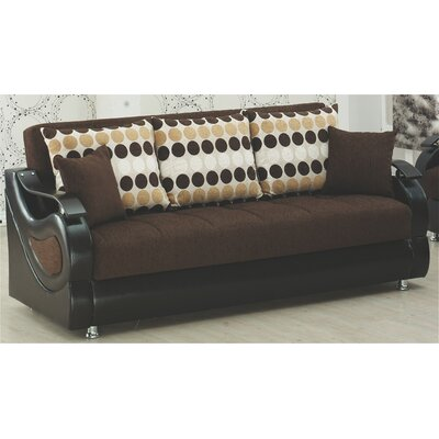 Beyan Illinois Convertible Sofa & Reviews