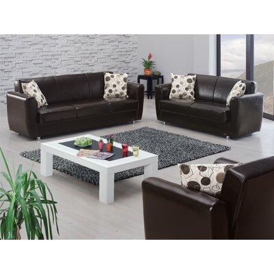 Beyan Signature Queens Convertible Sofa
