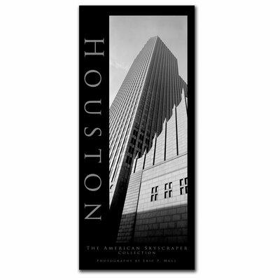 'Houston' by Preston Photographic Print on Canvas by Trademark Art