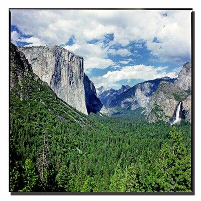 'Yosemite III' by Preston Photographic Print on Canvas by Trademark Art