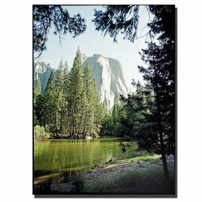 'Yosemite IV' by Preston Photographic Print on Canvas by Trademark Art