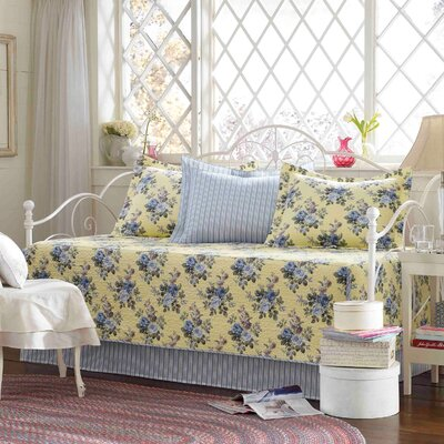 Linley 5 Piece Daybed Cover Set by Laura Ashley Home