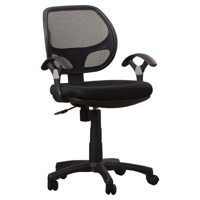 Techni Mobili Mesh Height Adjustable Office Chair