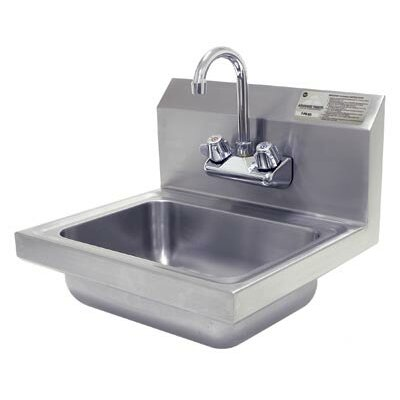 Wall Hung Mop Sink : ... 21.875