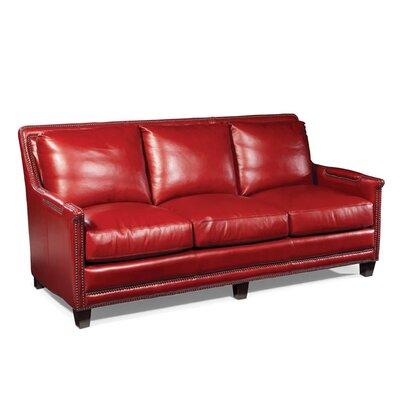 Prescott Leather Sofa by Palatial Furniture