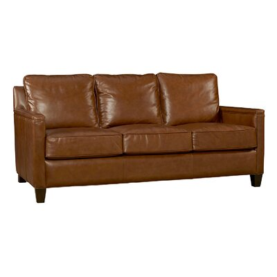 Alexander Leather Sofa by Palatial Furniture
