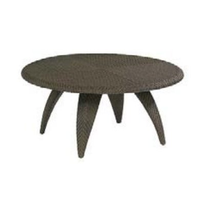 Bali Cocktail Table with Woven Top by Whitecraft