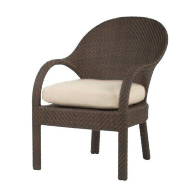 Whitecraft Bali Dining Arm Chair with Cushion