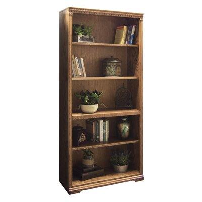 "Legends Furniture Scottsdale Oak 72.13"" Standard Bookcase"