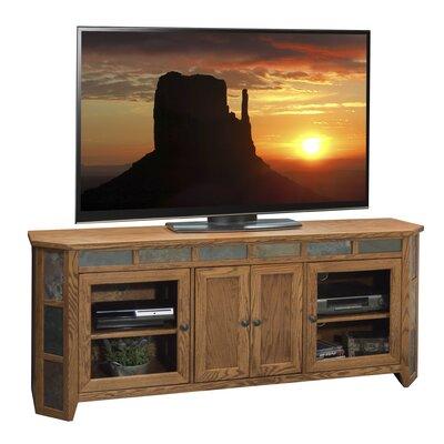 Oak Creek Angled TV Stand by Legends Furniture