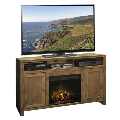 North Creek TV Stand with Electric Fireplace by Legends Furniture