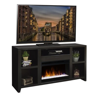 Urban Loft TV Stand with Electric Fireplace by Legends Furniture