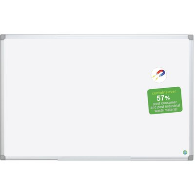 Mastervision Earth Wall Mounted Whiteboard