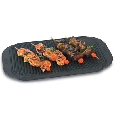 "Heuck 19"" x 10"" Reversible Griddle"
