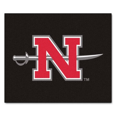 Collegiate Nicholls State Tailgater Outdoor Area Rug by FANMATS