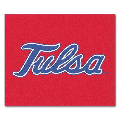 Collegiate Tulsa Tailgater Outdoor Area Rug by FANMATS