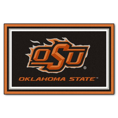 Collegiate Oklahoma State Area Rug by FANMATS