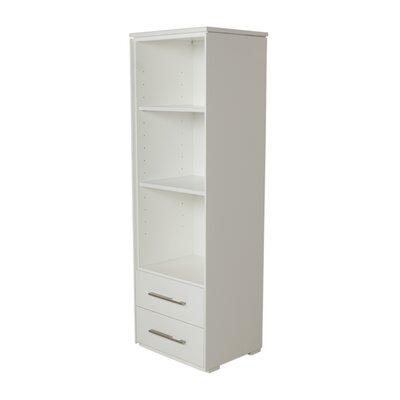 """Kidz Decoeur York 2 Drawer 65"""" Bookcase"""