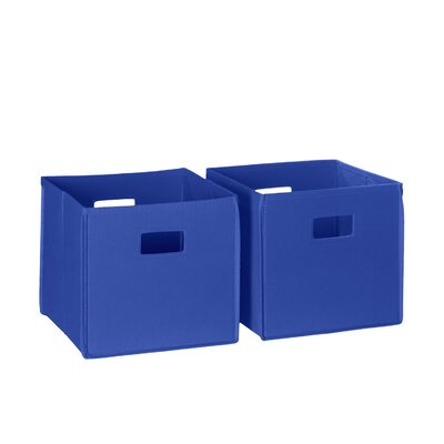 Folding Toy Storage Bin by RiverRidge Kids