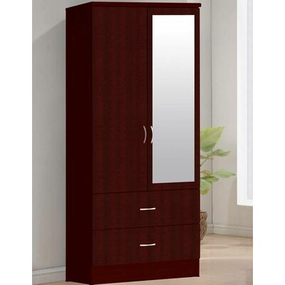 2 Door Armoire Product Photo