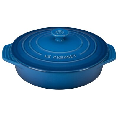 Stoneware 2.1-qt. Round Casserole by Le Creuset