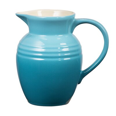 Stoneware Pitcher by Le Creuset