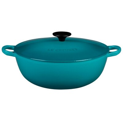 Le Creuset Cast Iron Soup Pot with Lid