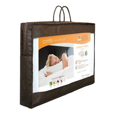 PureCare by Fabrictech Comfy Visco Pillow