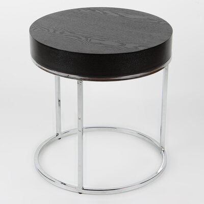 Mog Side Table by Whiteline Imports