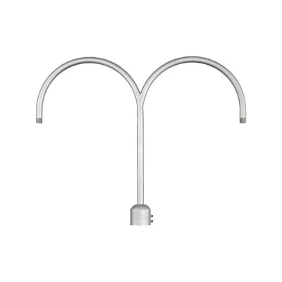 R Series Double Post Adapter by Millennium Lighting