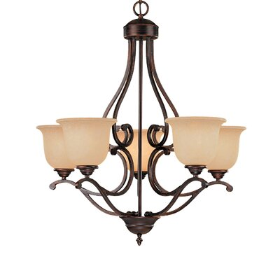 Courtney Lakes 5 Light Chandelier Product Photo