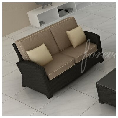 Barbados Loveseat with Cushions by Forever Patio
