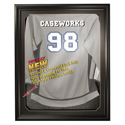 Caseworks International Full Size Jersey Display